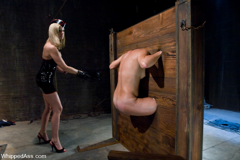 Sexy girl gets hung, spanked and then fucke - XXX Dessert - Picture 4. Cart