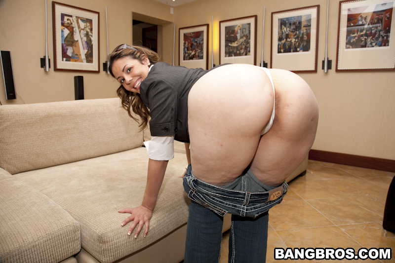 Hollywood big ass