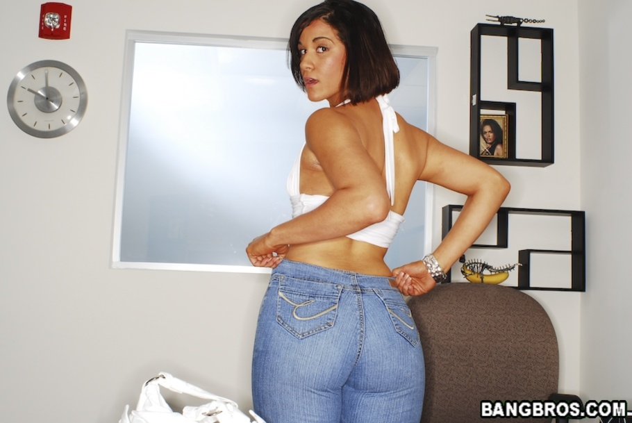porn girl big ass