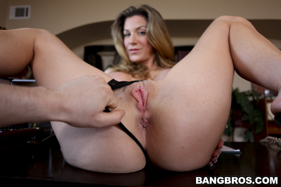 Kayla paige in the big search bzv