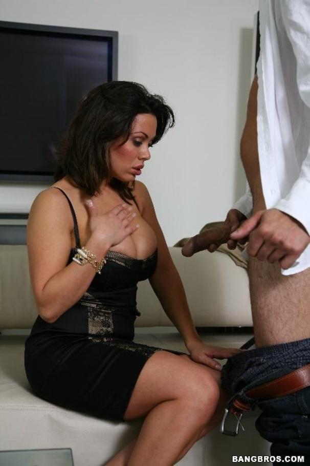 Orgasm in butt for men