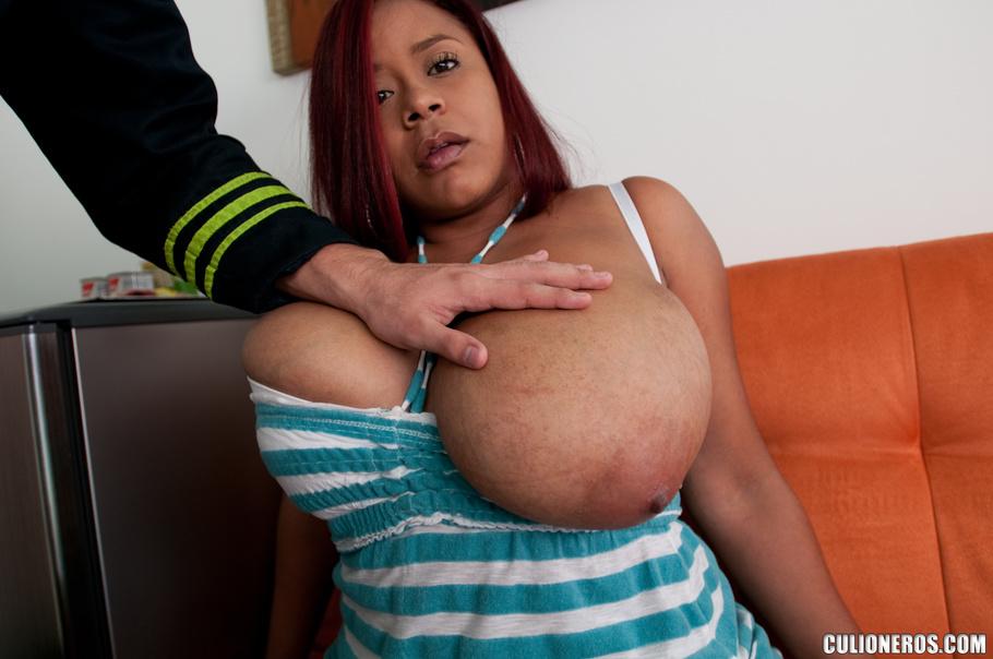 milky latina tits