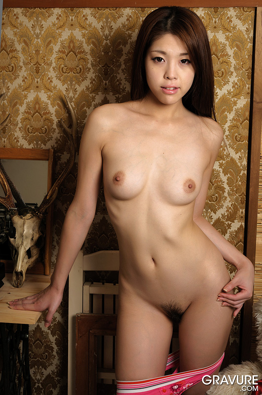 Hot nude black african american woman