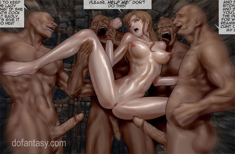 nude black slaves