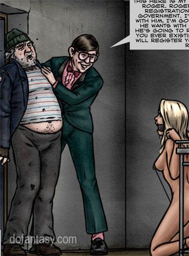 Submissive nerd