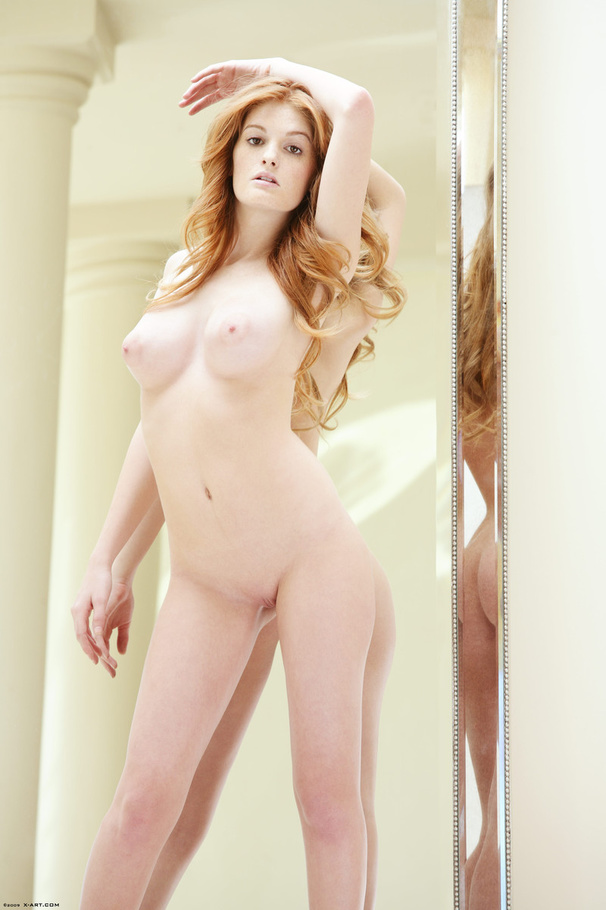 ginger busty