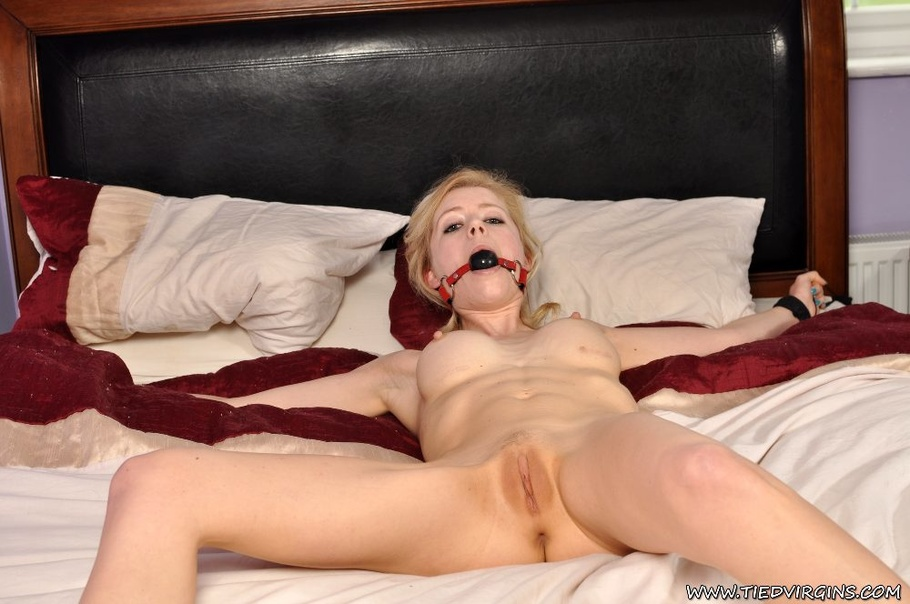 tied boy to girl on bed naked videos