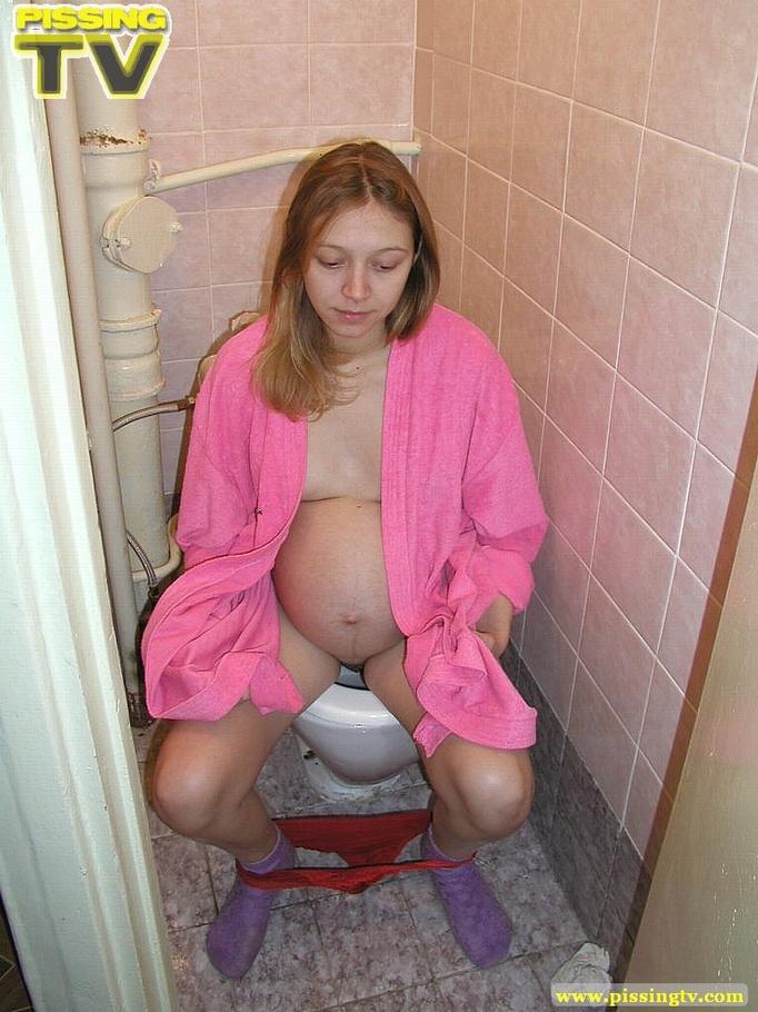 Беременные порно писают