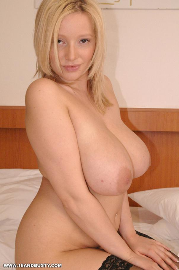 Big Butt Blonde Teen Pov
