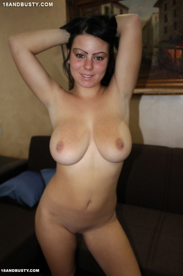 Russian Amateur Teen Big Tits