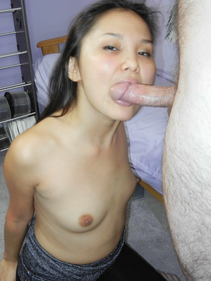 Horny Asians Sucking Fucking