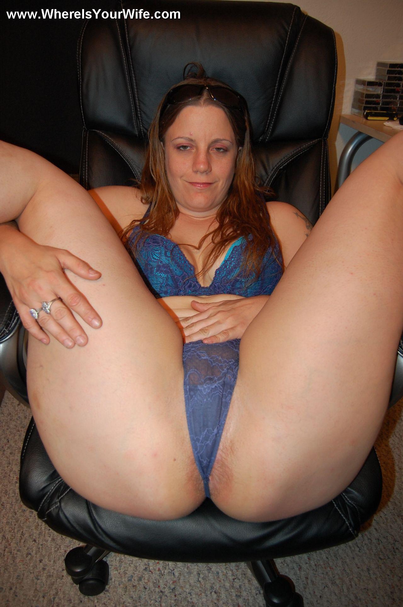 her panties down xxx