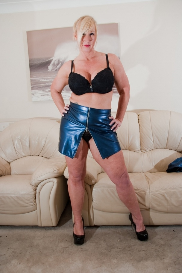 English milf pipe fitted by cheeky plummer 7