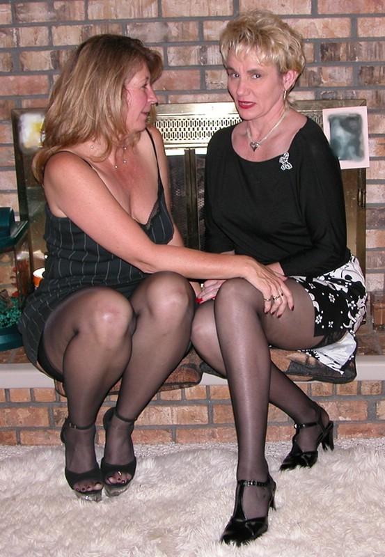 amateurs Devlynn stockings tac