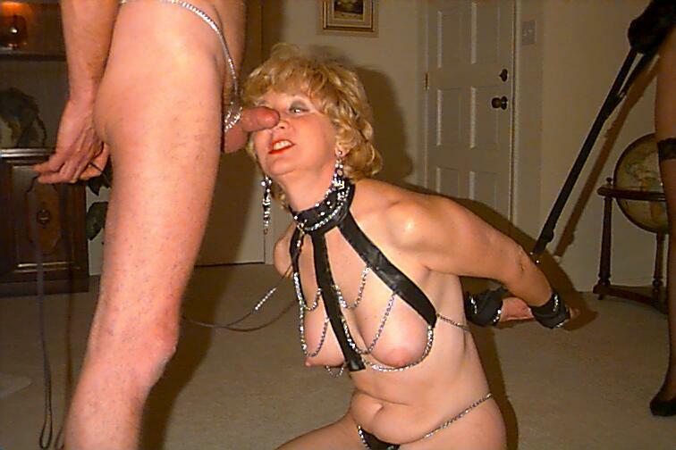 Congratulate, this mature slave speaking