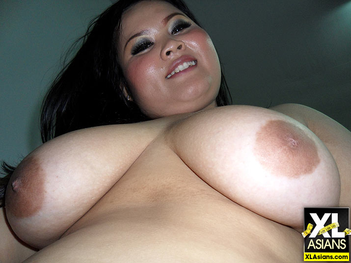 Plump Asian Jean takes dirty pictures of herself - Picture 16