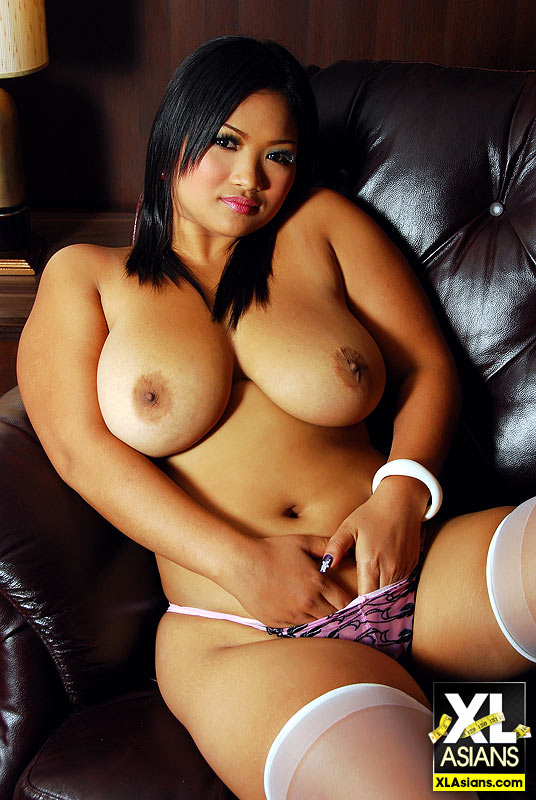 Bbw asian thick busty