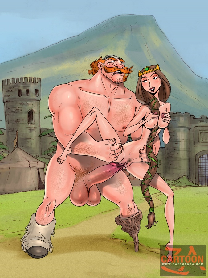 Middle Ages wild cartoon sex - Cartoon Sex - Picture 1