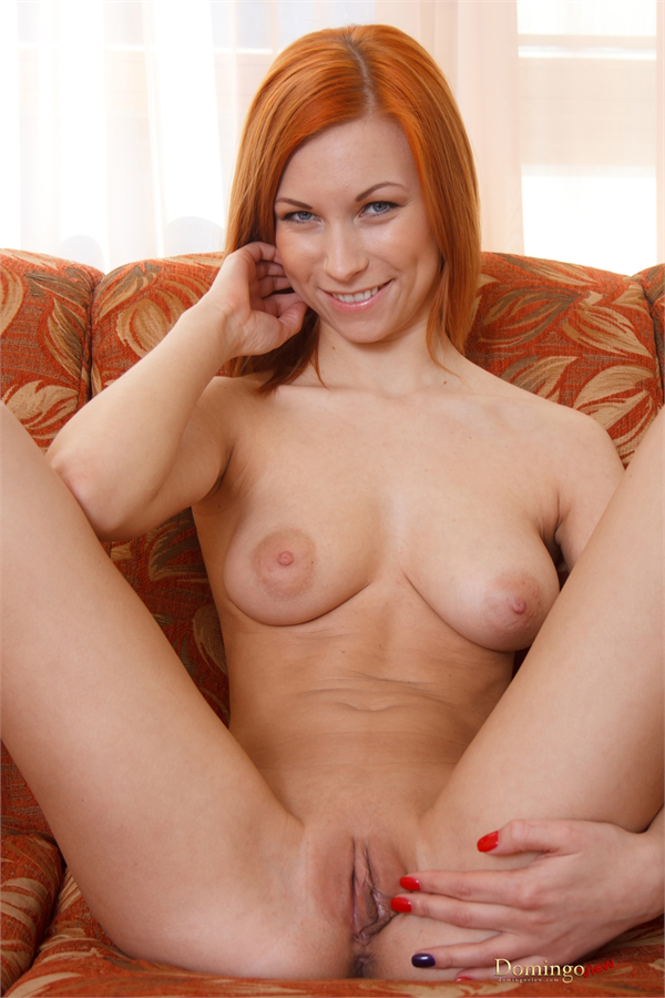 Cute ginger gets ir fucked while bf watches 6