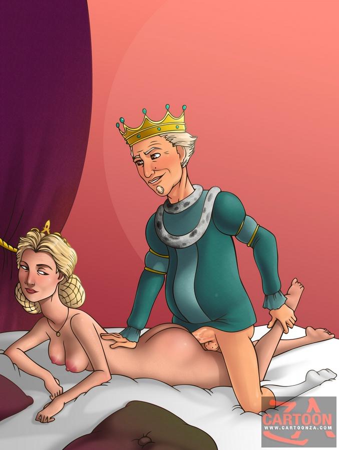 Порно смотреть и королевы секс короля