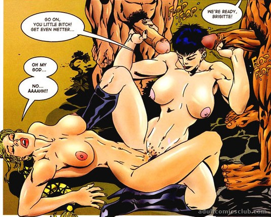 Lara jones comics sex