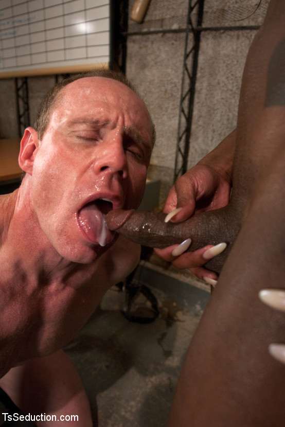Throbbing Cock Cum Mouth