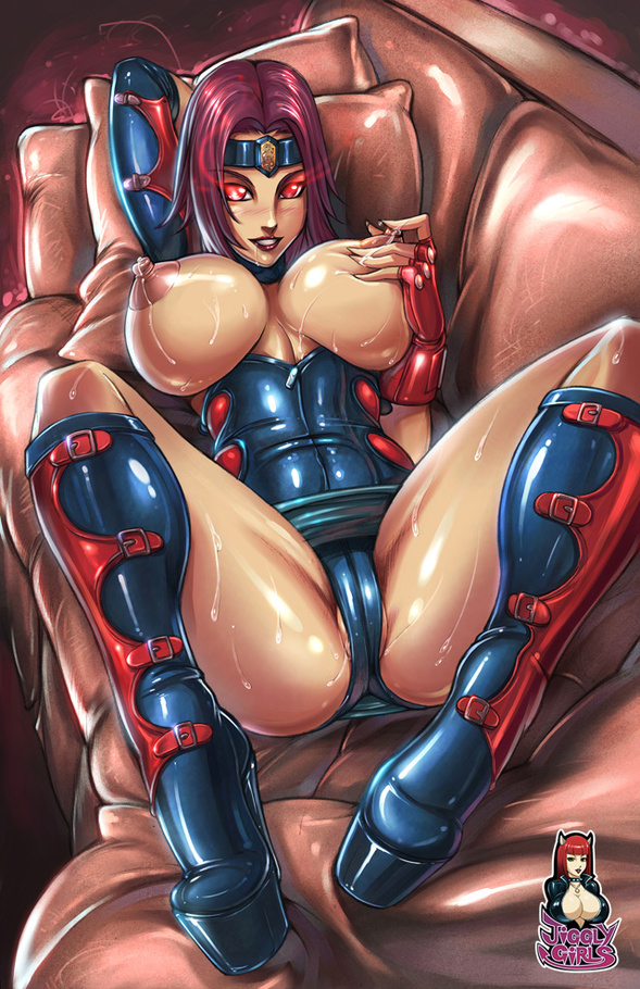 Manga bitches in space suits giving titjobs and get - Picture 6