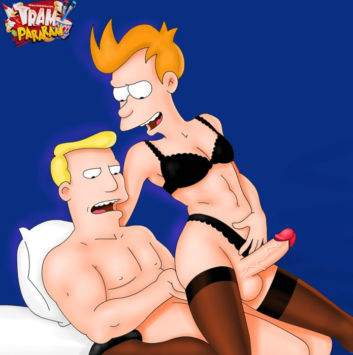 crossdressing porn cartoon