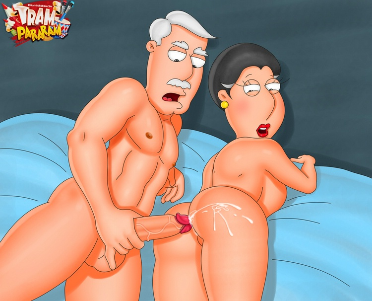 Chicks from porn Family Guy and other famous XXX cartoons prefer ...