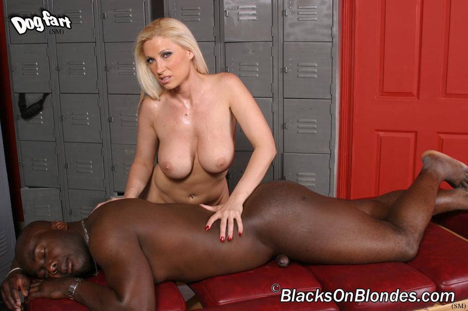 Devon lee black cock