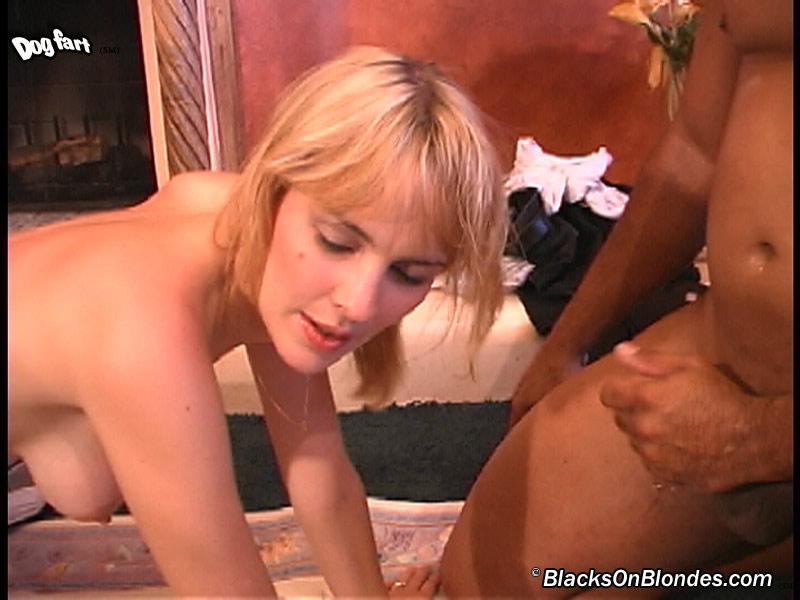 blacks on blondes porno amater español