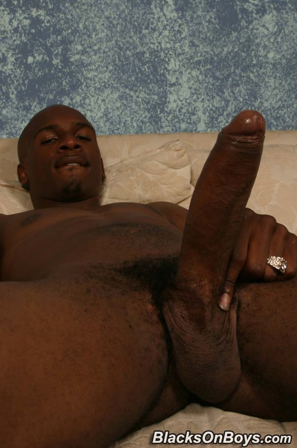 from Amos black gay cok