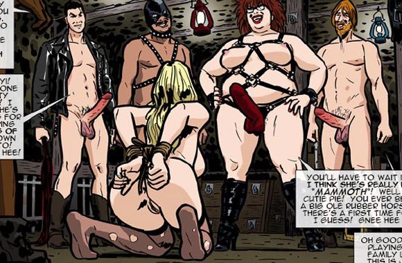 Masked bondage slut part 4 3
