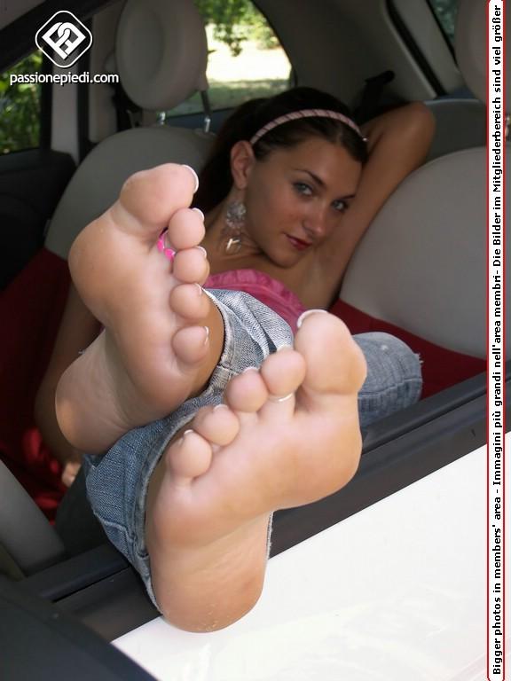 Hardcore Lesbian Feet Fuck