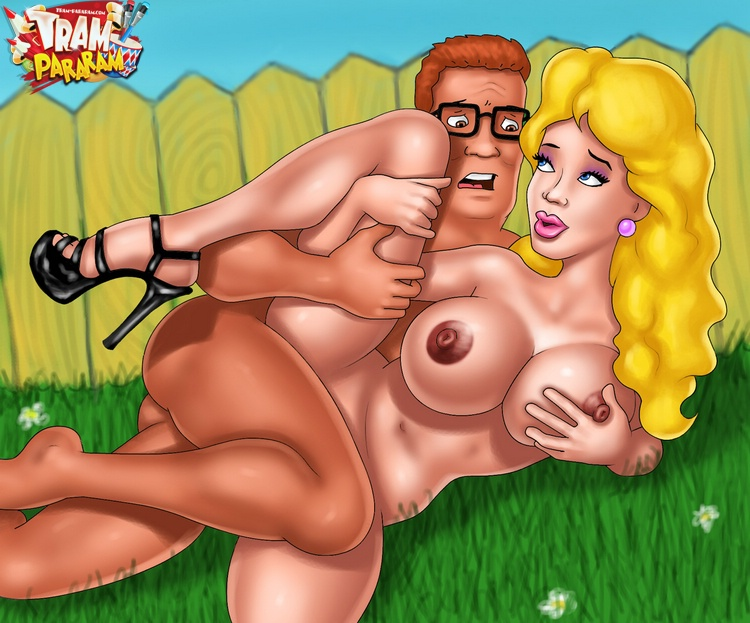 the xxx of toons hill King porn