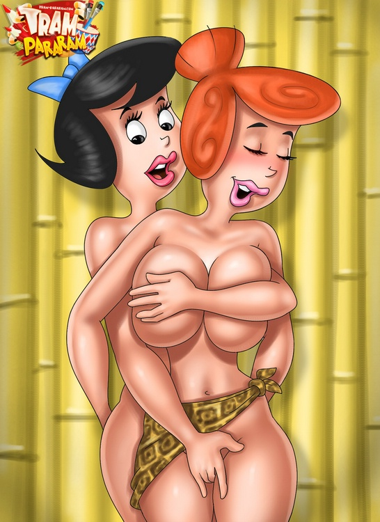 Recommend you sexy wilma and betty porn