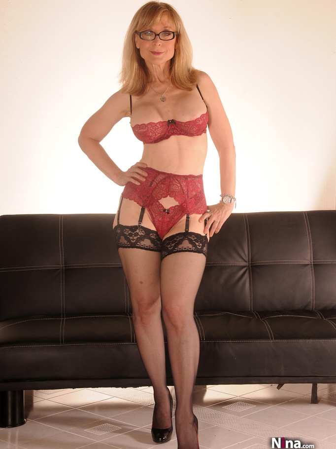 red lingerie sinful panties