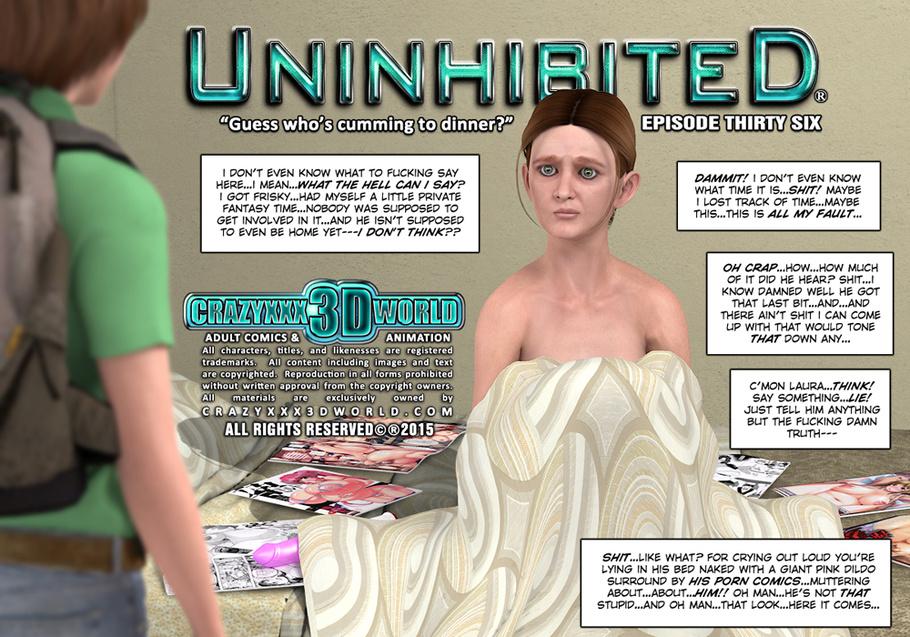 cartoon porn magazines