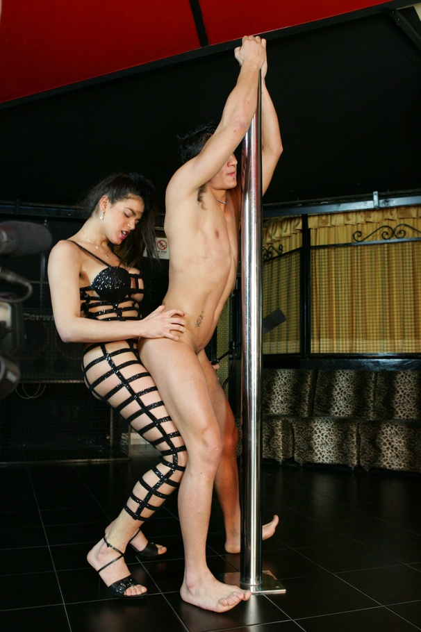 Transsexual dance clubs in amsterdam are