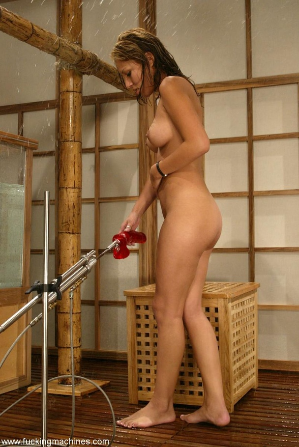 Sauna is a nice place for dirty masturbation action - XXXonXXX - Pic 11