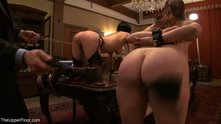 Rough bondage sex slave first time mia