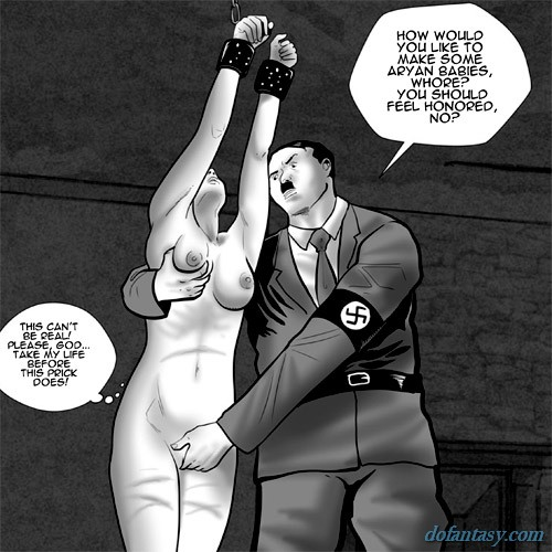 Bdsm art nazi congratulate