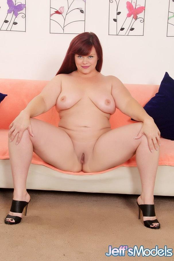 Big booty redhead bbw