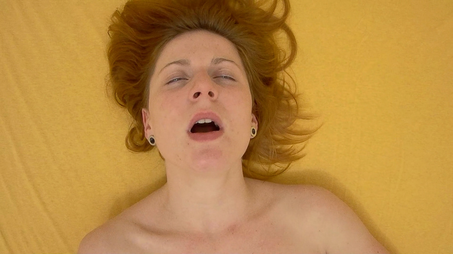 Great ass Redhead squirting orgasm passionate She