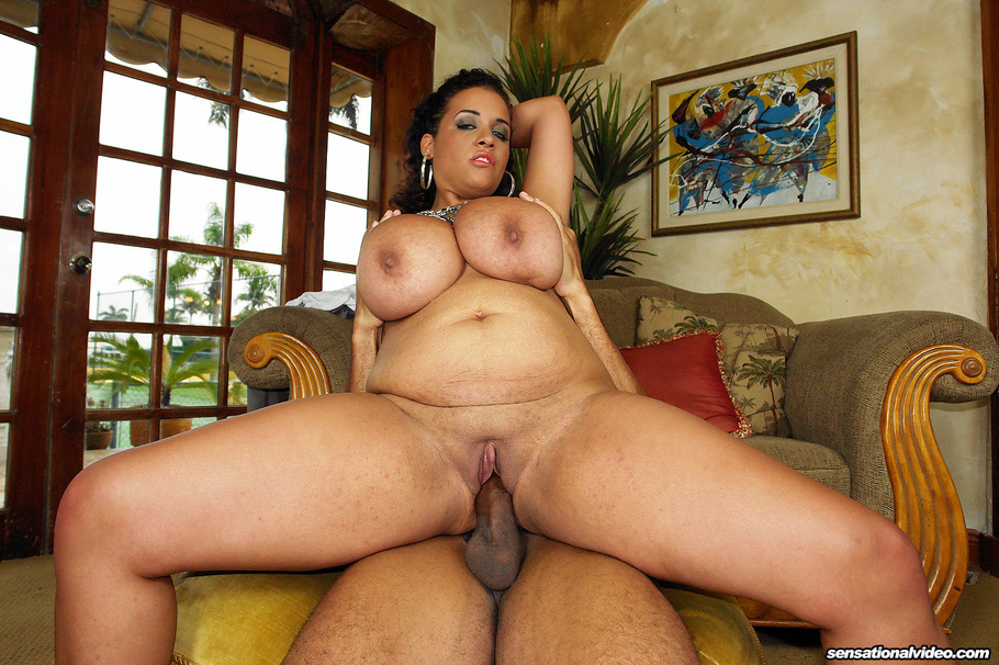 Hardcore sex with huge tit