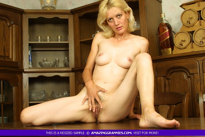 Can not young grannies posing nude have hit