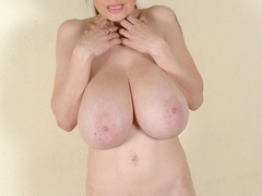 Totally naked with sweet twat and big tits going wild - Picture 2