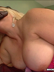 Extra large ass fucked by huge dick - Picture 4