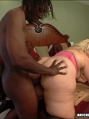 Extra large ass fucked by huge dick - Picture 16