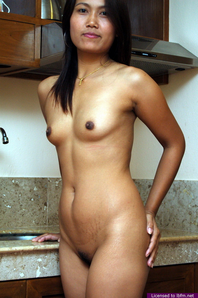 young filipina beauty nude
